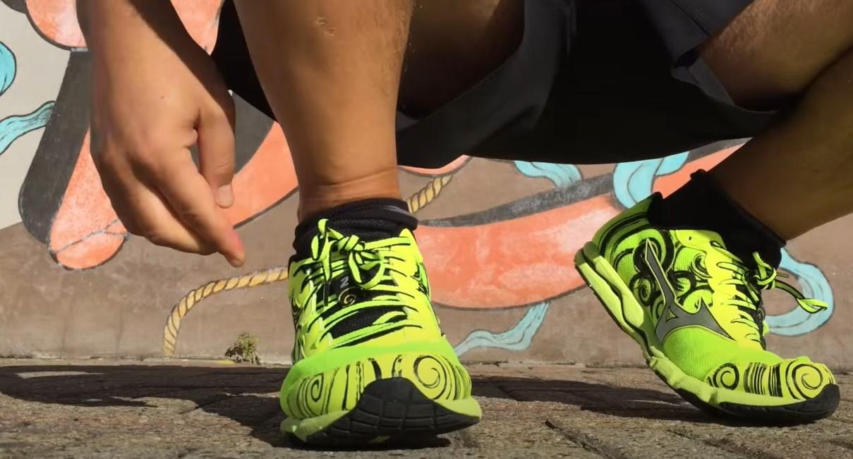 Zapatillas Running Mizuno Hitogami
