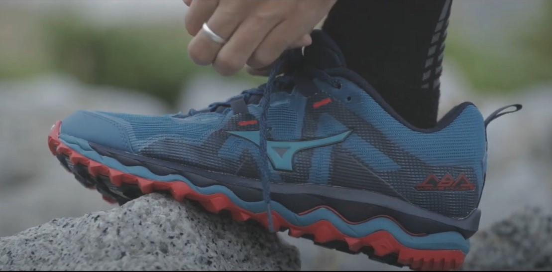 Zapatillas Running Mizuno Mujin